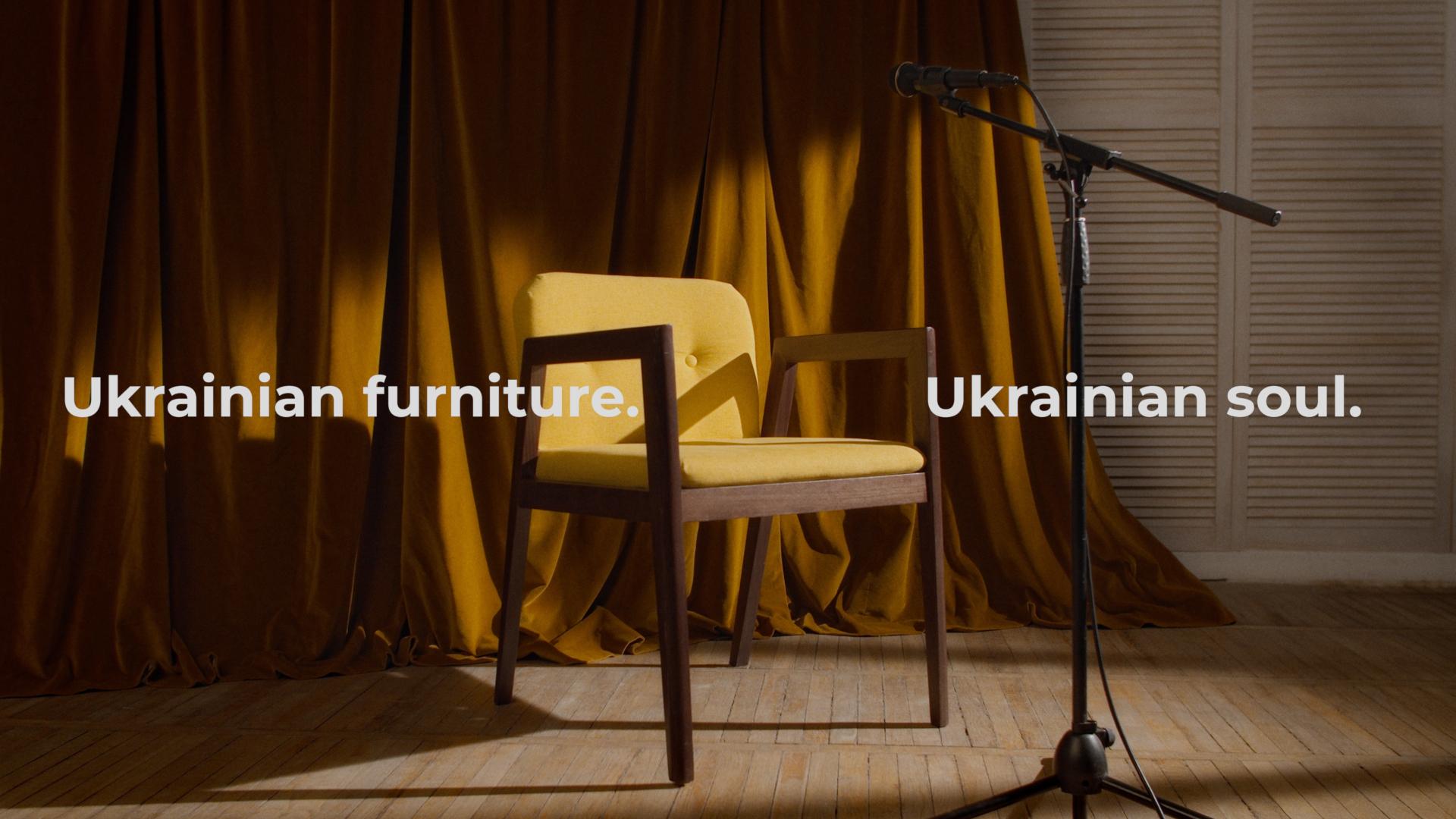 FURNITURE OF UKRAINE